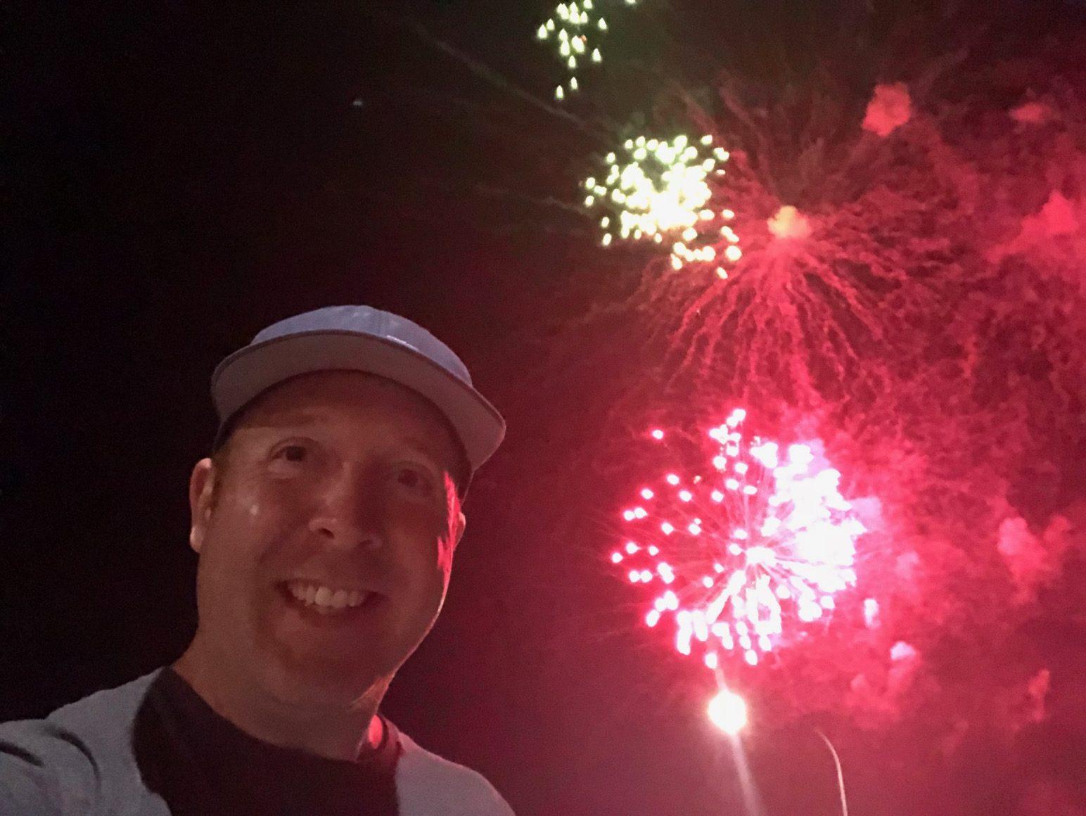 2018 Fredericton Fireworks